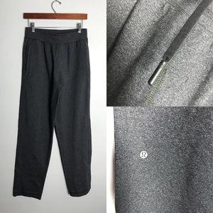 Lululemon men's pants sweatpants size S like new!